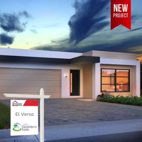 Ginninderra Estate <br> El Verso