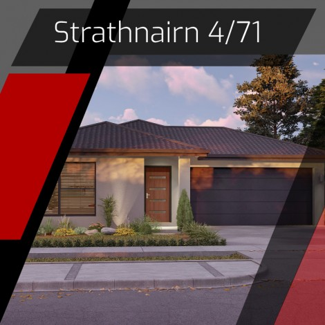 Strathnairn 4/71 with Malva with modified floor plan