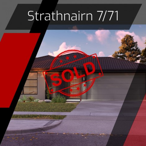 Strathnairn 7/71 with Arum with modified floor